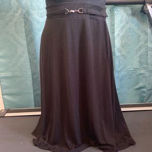 2XL Maxi Skirt